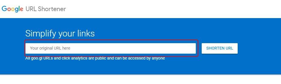 URLを短くするための無料で使えるおススメの短縮URLツールをご紹介!